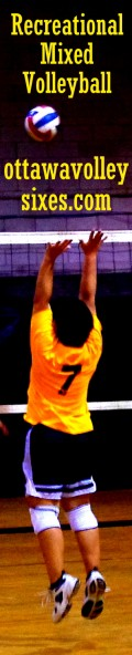 Volleyball Leagues in Ottawa
