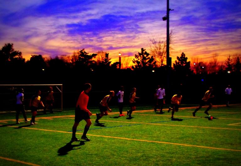 Ottawa Footy Sevens Sunday League