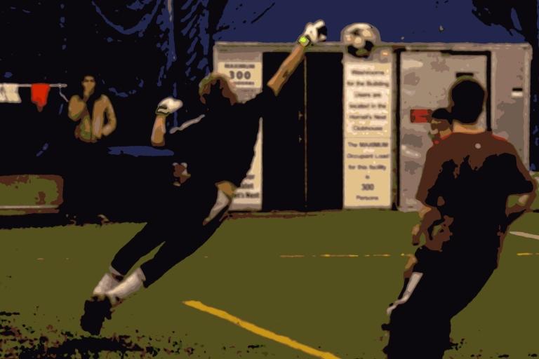 Thur Mens League at Ottawa Footy Sevens