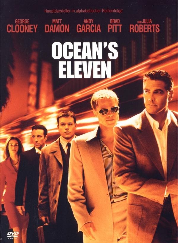 Ocean's 11 poster