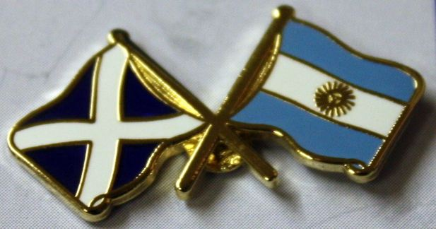 Scotland and Argentina Unofficial World Champions