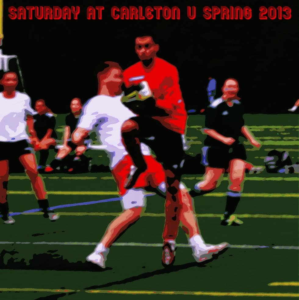 Saturday Coed Soccer