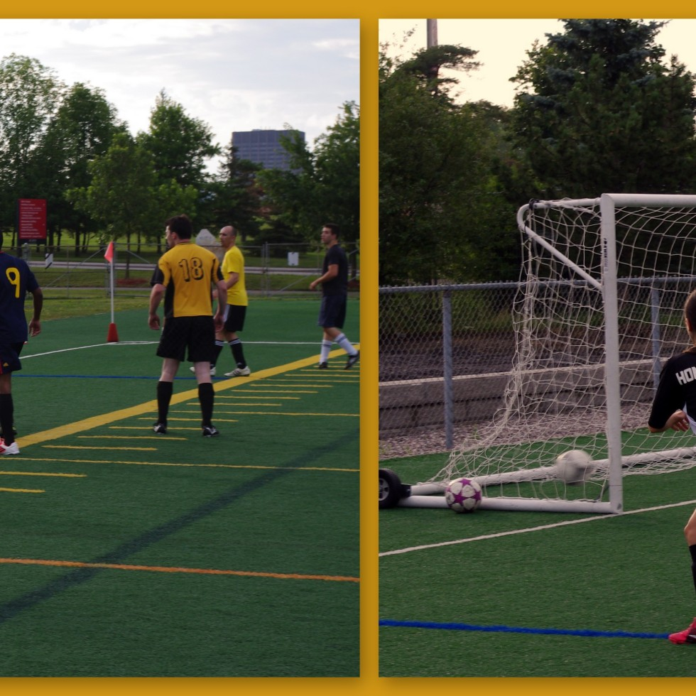 Goal direct from corner kick