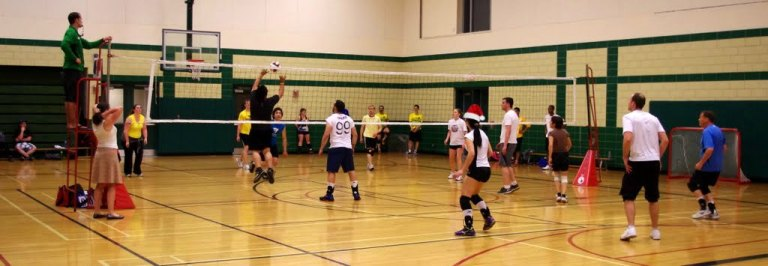 Ashbury Mixed Volleyball League