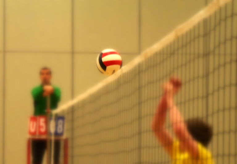 Ashbury Mixed Volleyball