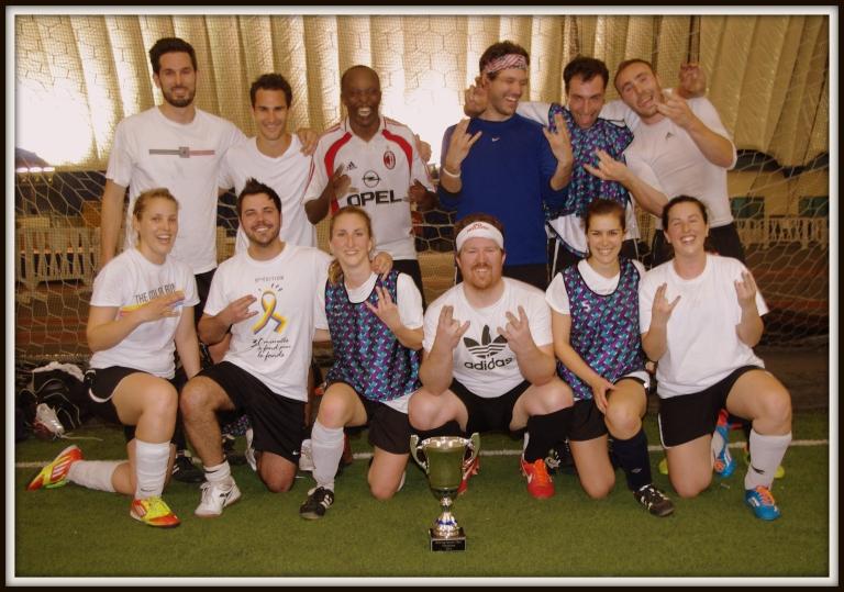 Team Group: Shockers