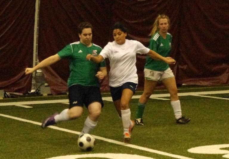 Ottawa Footy Sevens Coed Leagues