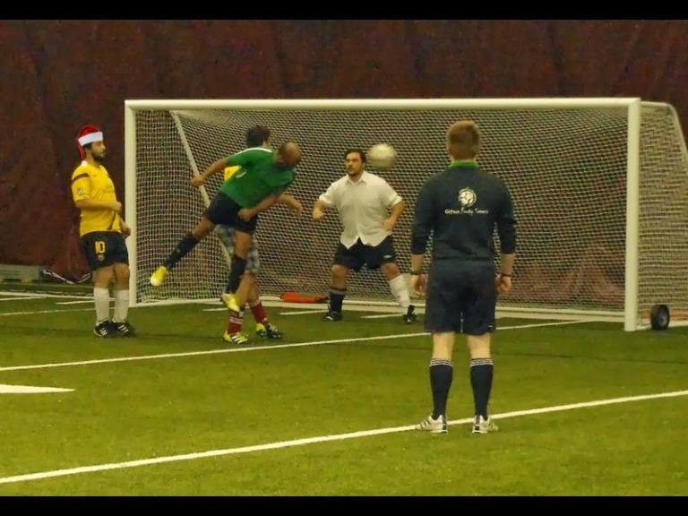 Ottawa Footy Sevens at Ottawa U Lees Dome