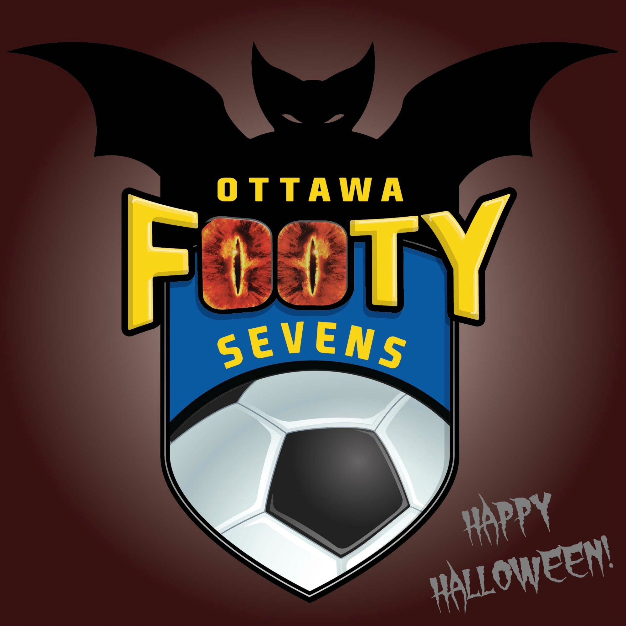 Footy Sevens Halloween