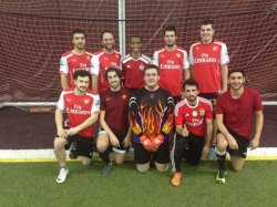 West End Gunners 2016