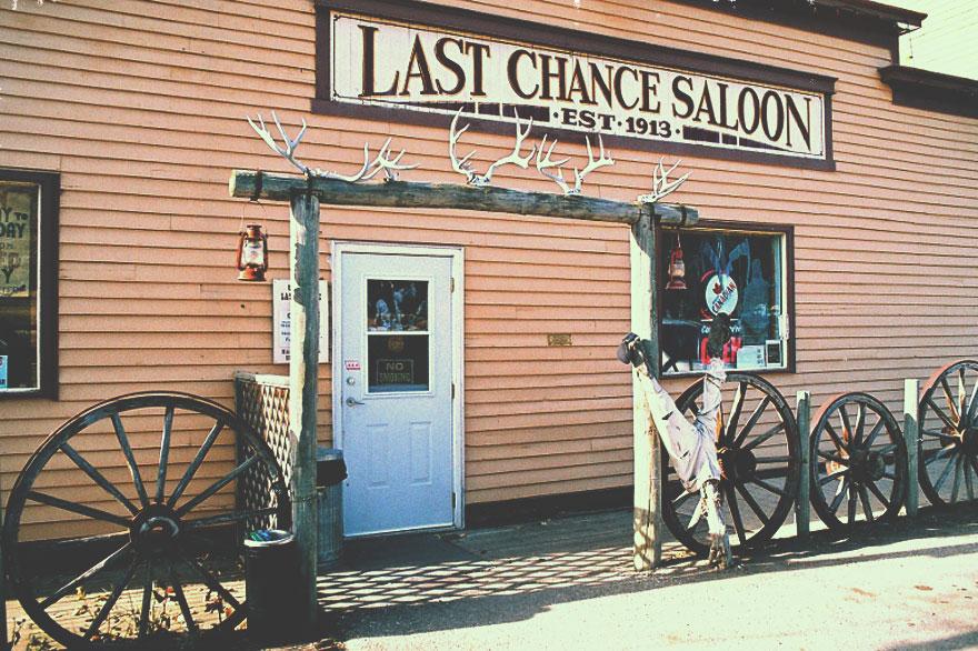 Last Chance Saloon, Alberta